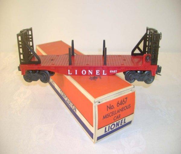 516: ABT: Mint Lionel #6467 Miscellaneous Bulkhead/OB