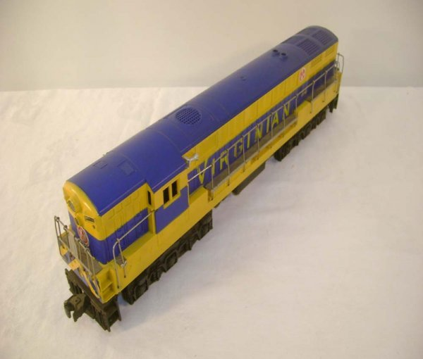 616: ABT: Lionel #2322 Virginian FM Dual Motor Diesel