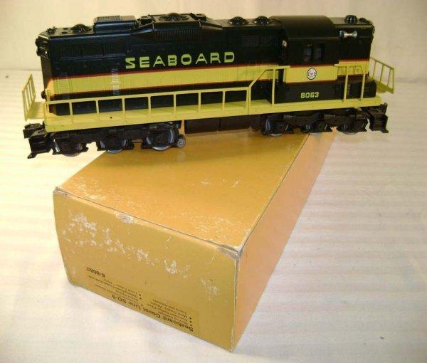 2: ABT: Mint Lionel #8063 Seaboard SD-9 Diesel/ OB