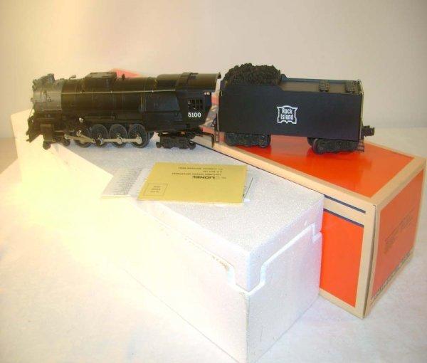 9: ABT: Lionel #18001 RI 4-8-4 Engine & Tender/OB