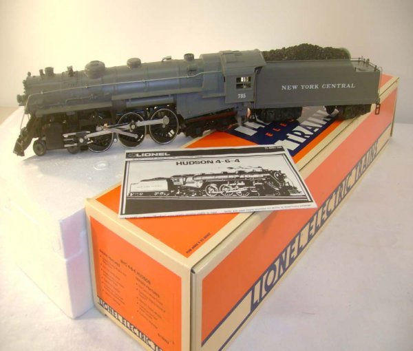 10: ABT: Lionel #18002/785 Gray NYC Hudson/OB