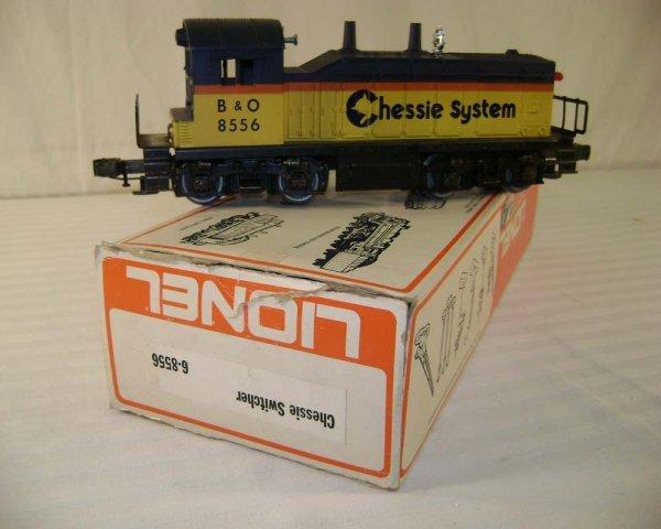19: ABT: Lionel #8556 Chessie Diesel Switcher/Nice OB