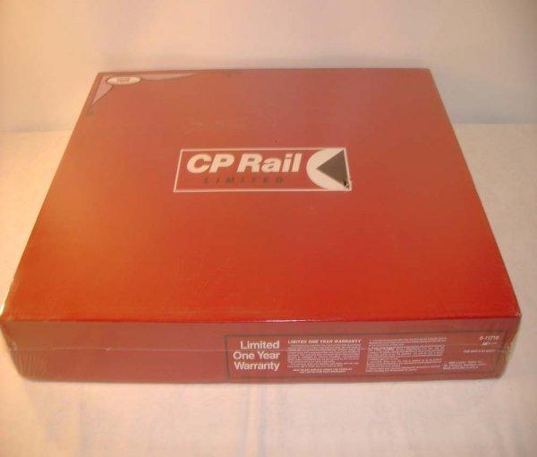 1300: ABT: Sealed Lionel #11710 CP Rail Ltd Set/OB