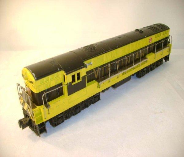 15: ABT: Lionel #2331 Black & Yellow Virginian FM Diese