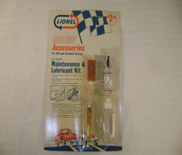 21: ABT: Mint Lionel #B5159 Lubricant Kit/Crisp Blister