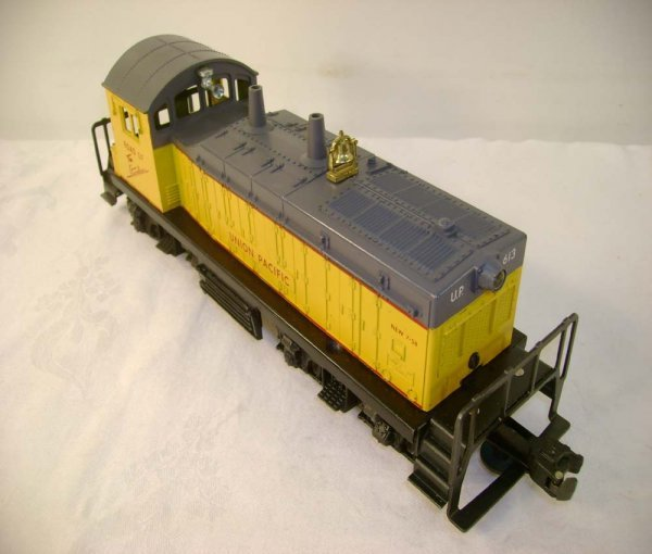 22: ABT: Nice Lionel #613 Union Pacific Switcher
