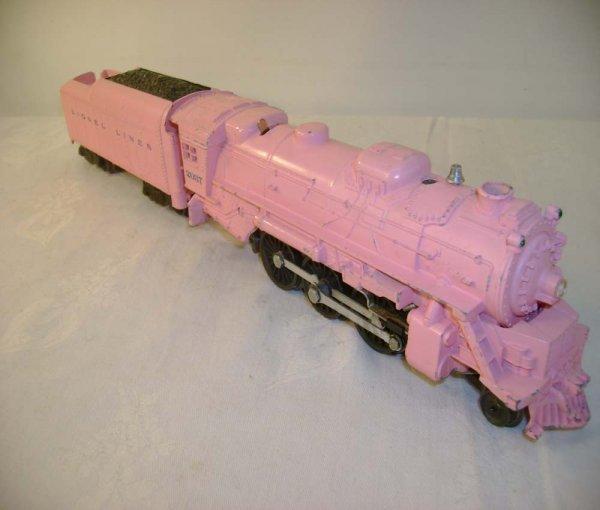 46: ABT: Lionel #2037-500 Girl's Steam Engine & Tender