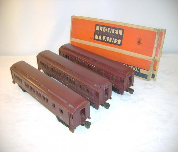 263: ABT: Lionel #2625/2627/2628 Irvington Heavyweights