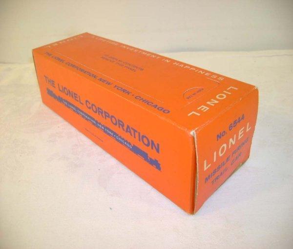 704: ABT: Lionel #6544 Missile Firing Trail Car Origina