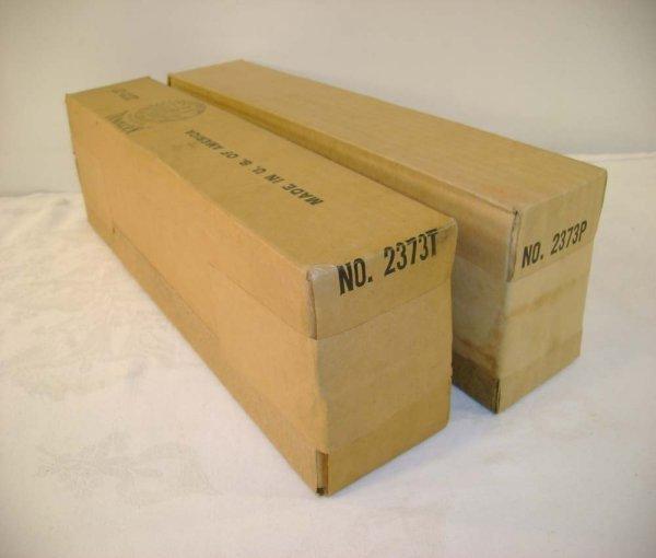 705: ABT: Lionel #2373P/T CP F-3 AAs Original Boxes