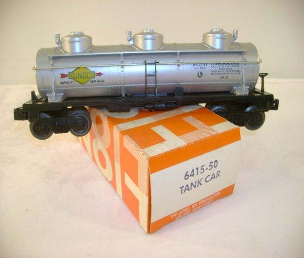710: ABT: Lionel #6415-50 in Rare 1969 Hillside Box