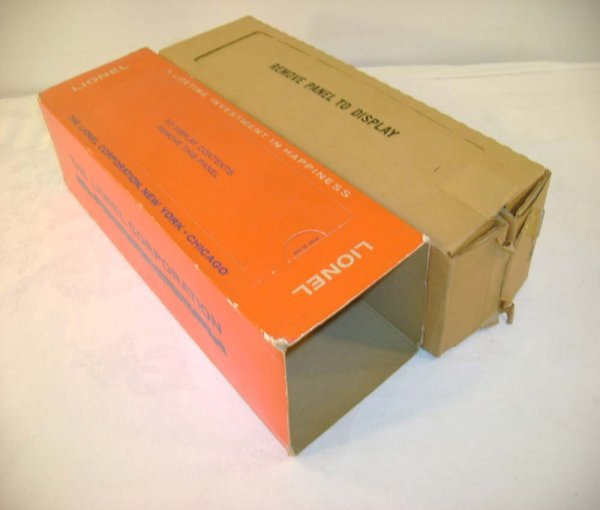 712: ABT: Lionel #44 US Army Launcher Original Box & Sl