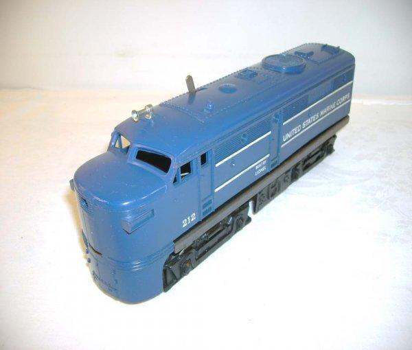 713: ABT: Lionel #212 USMC Alco A Diesel