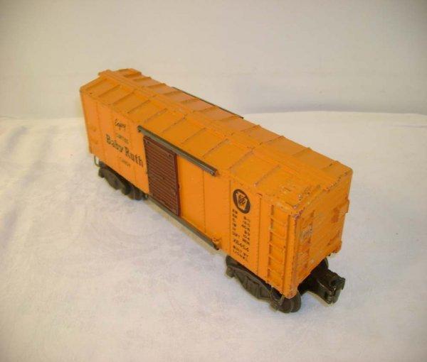721: ABT: Scarce Lionel #6454 Baby Ruth Box Car