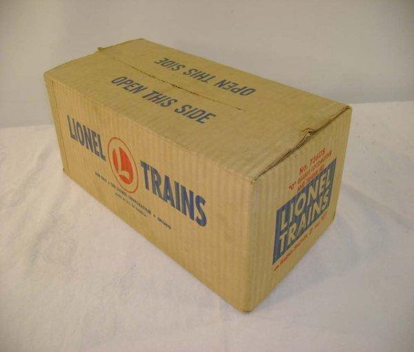 785: ABT: Lionel #736LTS 1954 Berkshire Master Carton