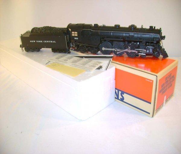 1: ABT: Lionel #8406 Hudson 783 & Tender/OB