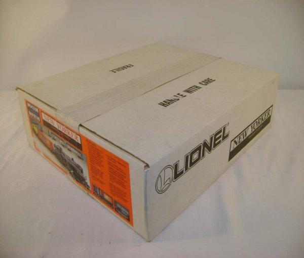 5: ABT: Sealed Lionel #11744 NYC New Yorker Set/OB