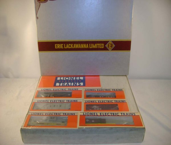 10: ABT: Sealed Lionel #1451 Erie Lackawanna/OB