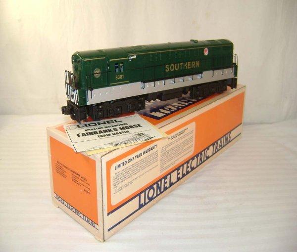 11: ABT: Mint Lionel #18301 Southern FM Diesel/OB