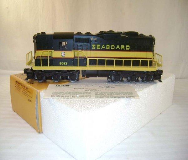 16: ABT: Lionel #8063 Seaboard SD-9 Diesel/Brick OB
