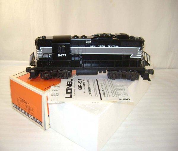 23: ABT: Mint Lionel #8477 NYC GP-9 Diesel/OB