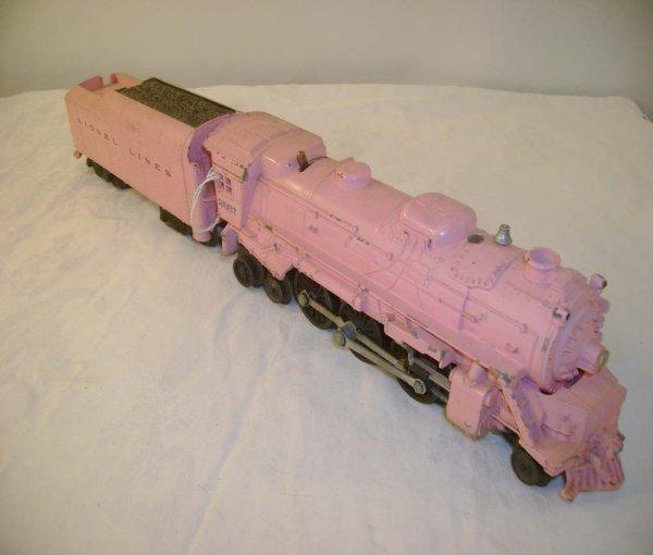 280: ABT: Lionel #2037-500 Girl's Engine & Tender