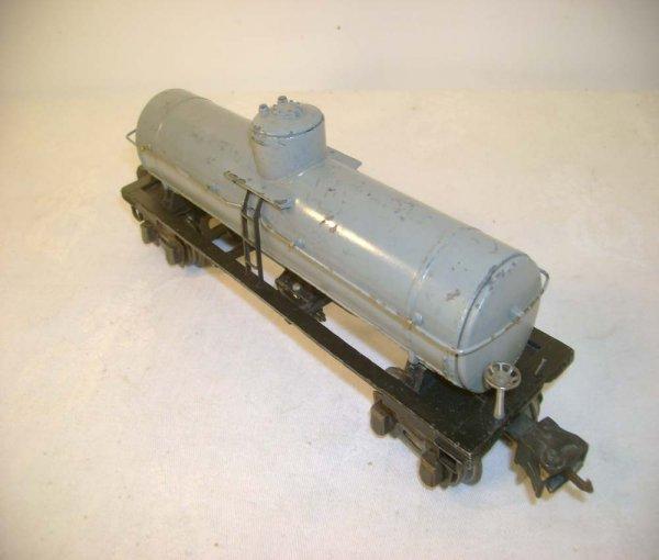 1038: ABT: Lionel #715K Unpainted Scale Tank Car/#2955