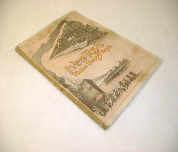 1041: ABT: Scarce Ives 1921 Consumer Catalog