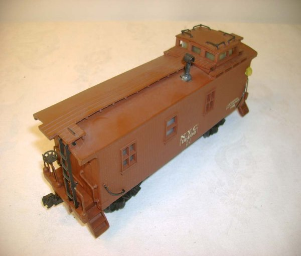 1073: ABT: Lionel #717 Scale NYC Caboose