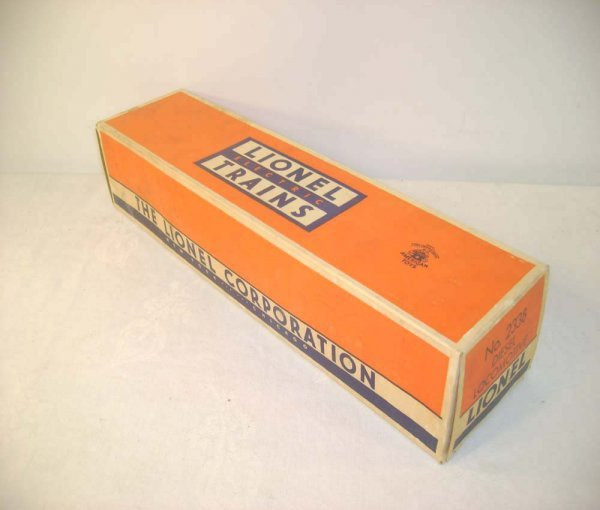617: ABT: Lionel #2338 Milwaukee Road GP Orange Box