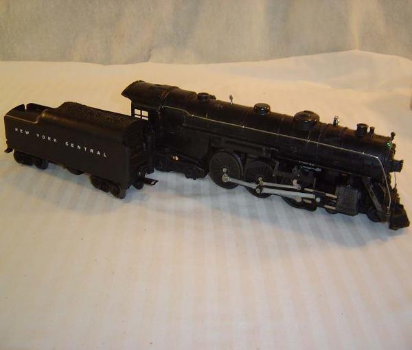 1: ABT:Lionel #773 Hudson Engine/773W NYC Tender