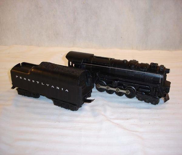 3: ABT:Lionel #681 Steam Turbine/#2671W Whistle Tender