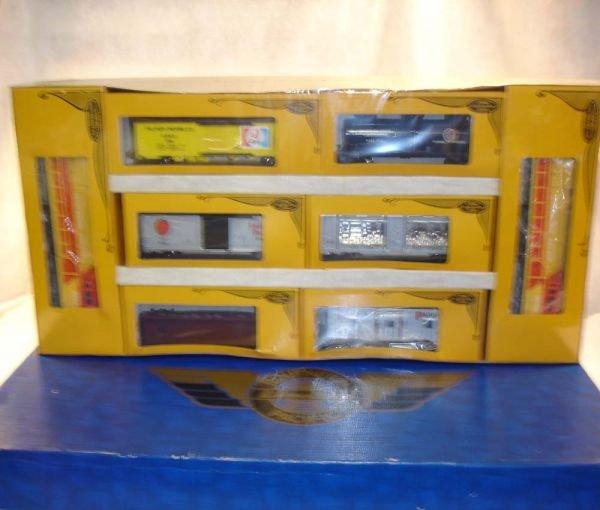 9: ABT:Mint/Sealed Lionel #6-1970 SP Ltd Freight Set/OB