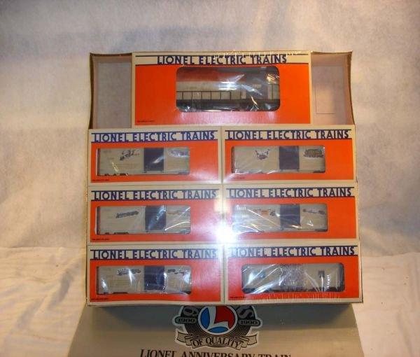 11: ABT:Mint/Sealed Lionel #11715 90th Anniversary Set/