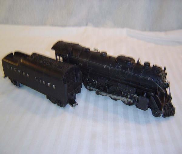 14: ABT:Lionel #736 Berkshire Steam/#2046W Whistle Tend