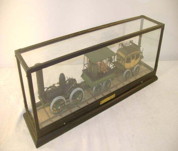 275: ABT: 1931 Model of De Witt Clinton Train Set