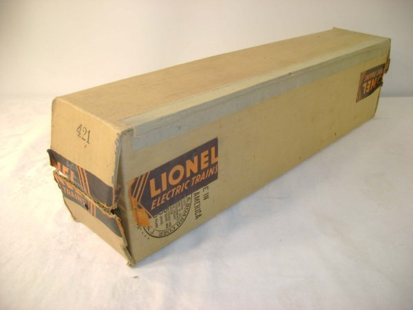 278: ABT: Brick Lionel #421 Westphal Standard Gauge Blu