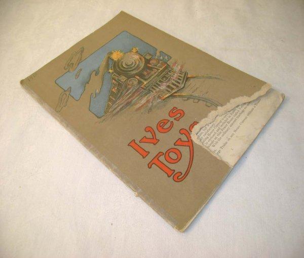 282: ABT: Scarce Ives 1913 Consumer Catalog