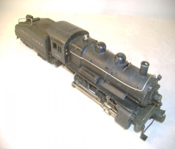 1255: ABT: Lionel #1656/6403B Switcher & Tender w/Bell