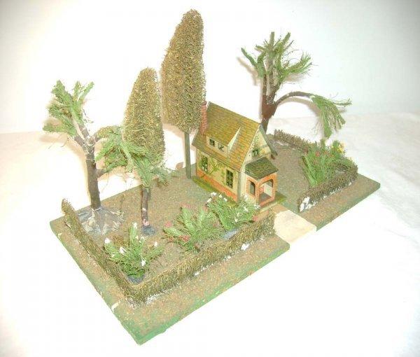 296A: ABT: Lionel #913 Bungalow Home Plot