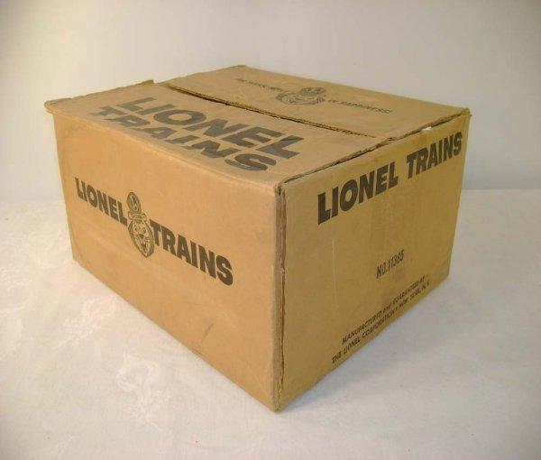 315A: ABT: Lionel #11385 1963 Premium Space Set Box