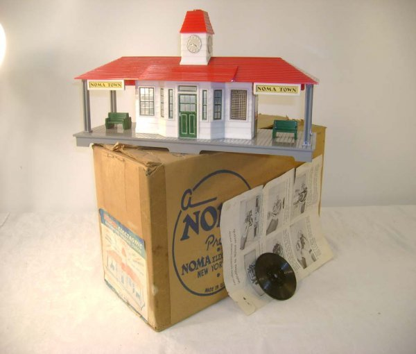 401A: ABT: Nice Noma Talking Station/OB+