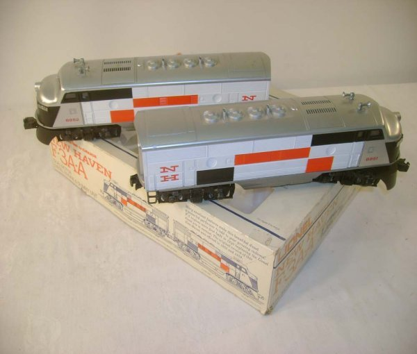 1: ABT: Lionel #8851 New Haven F-3 AA Diesels/OB