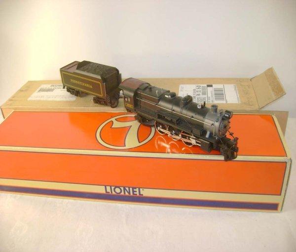 17: ABT: Lionel #28023 Penn K-4 Command & Tender/OB