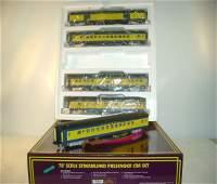 374 ABT Great MTH 206518 Alaska 5pack of Streamlin