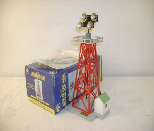 407: ABT: Mint Lionel/AF #49814 Floodlight Tower/OB