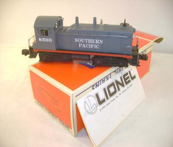 1001: ABT: Mint Lionel #18503 SP NW-2 Switcher w/Bell/O