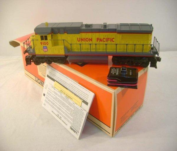 1004: ABT: Lionel #18205 UP Dash 40C Diesel/OB