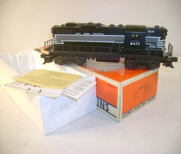 1006: ABT: Mint Lionel #8477 NYC GP-9 Diesel/OB