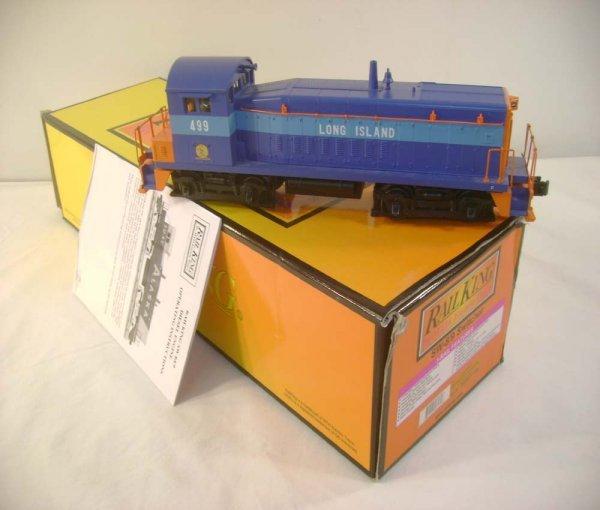 1016: ABT: MTH #30-2222-0 Long Island SW-8 Diesel/OB